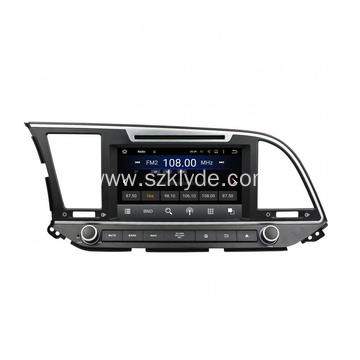 Elantra 2016 DVD Car Android